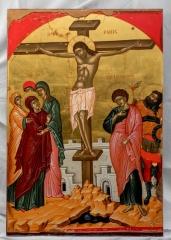 handmade_byzantine_icons_pefkis_crucifixion_jesus